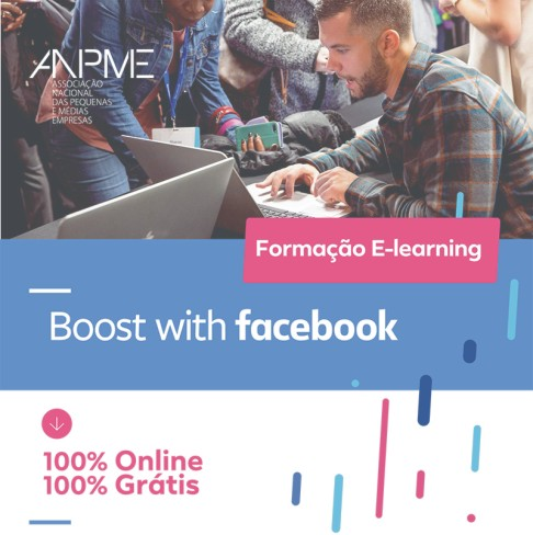 Formação E-Learning – Boost with Facebook