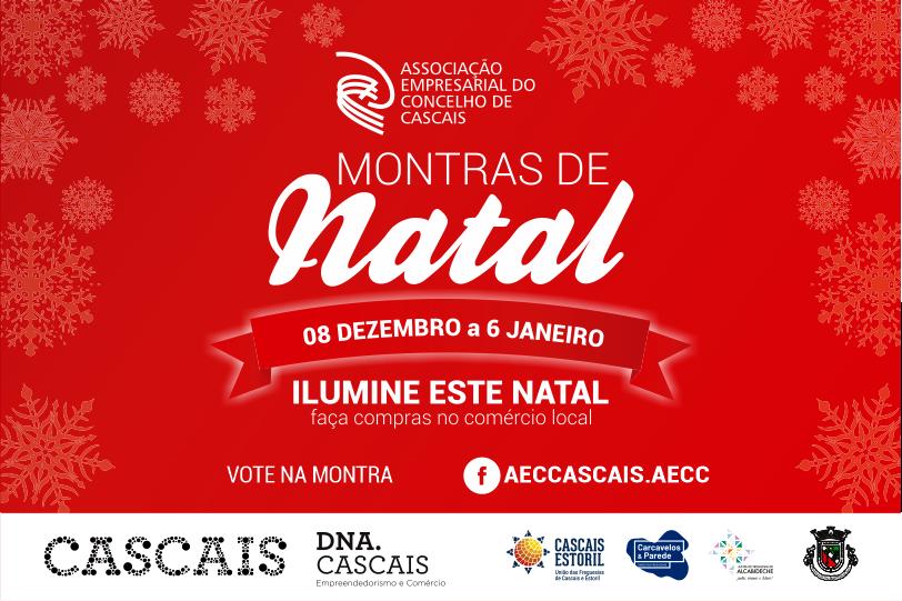MONTRAS DE NATAL – Ilumine este Natal