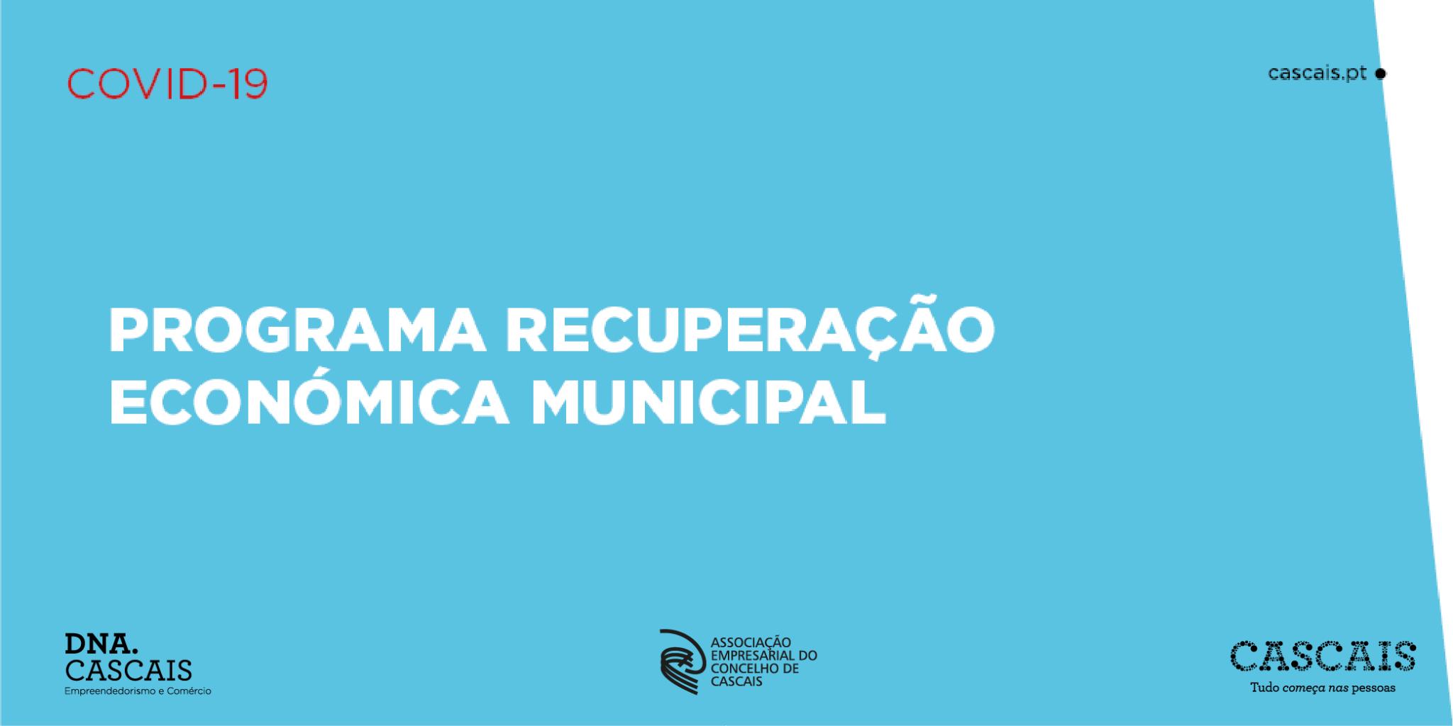 Plano de Recuperação Económica Municipal