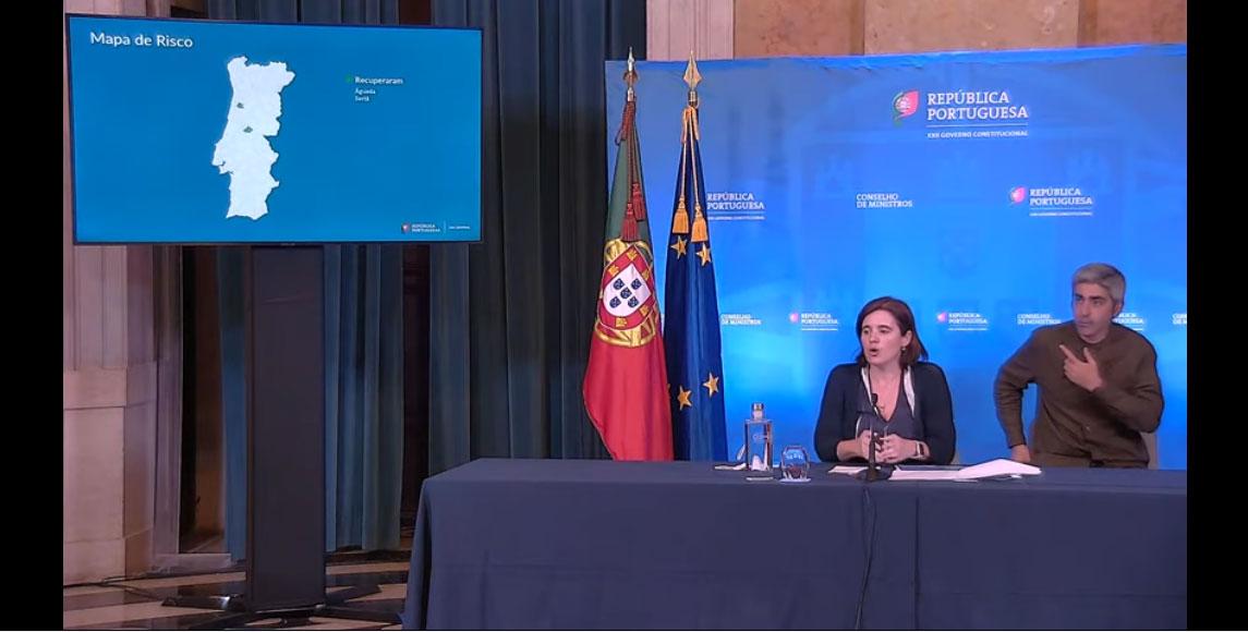 Portugal não vai avançar com plano de desconfinamento previsto