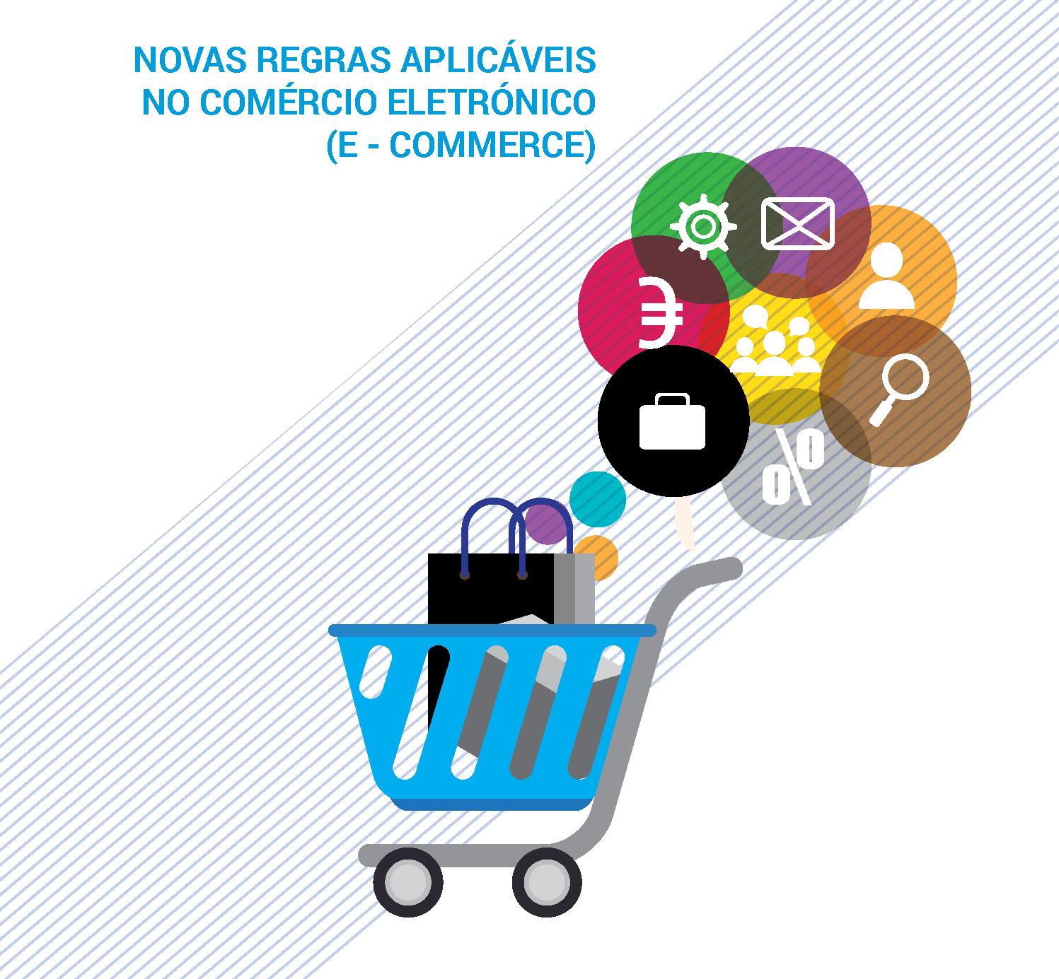 Novas Regras Aplicáveis no Comércio Eletrónico (E-Commerce)